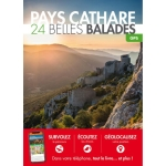 BEAUTIFUL WALKS: COUNTRY CATHARE 24 beautiful walks - GPS
