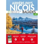 BEAUTIFUL WALKS: REAR-COUNTRY NICOIS 20 beautiful walks - GPS