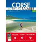 BEAUTIFUL WALKS: CORSICA 40 beautiful walks - GPS