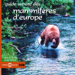 Double CD Guide sonore des Mammifères d'Europe