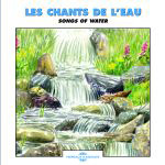 CD les chants de l'eau (FA671)