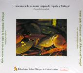 Sound guide of Frogs & Toads of Spain and Portugal