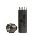 HANDPRESSO PUMP THERMO FLASK - insulated bottle with integrated thermometer