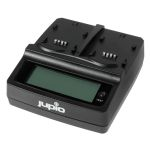 JUPIO - Dual Charger JDC0010 for Canon LP-E6