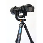 KIT tripod LEOFOTO LS-365C + pendulum head JOBU DESIGN BWG-JR3