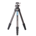 LEOFOTO - Kit Carbon Tripod RANGER LS-324C + Ball Head LH-40