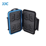JJC - SD Card Case x 8 + MSD x 8