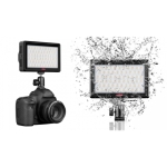 METZ - Antorcha LED de video MECALIGHT + rotula - Bicolor L1000 BC - Impermeable
