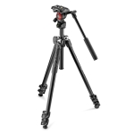 MANFROTTO - 290 Light avec Rotule Fluide Befree Live
