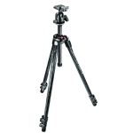 MANFROTTO - Kit tripod 290 Xtra 3 sections carbon with ball head