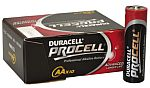 Duracell Procell AA batteries (x10)