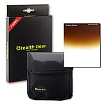 Stealth Gear Filter Gradual Brown (style Cokin filter)