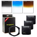 Stealth-Gear Extreme High Quality Graduated Square Filter Kit