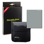 Stealth-Gear Filtre Gris ND2 (style filtre Cokin)