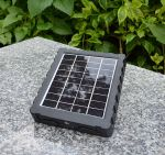 WINGHOME - Solar panel SP100 for photo trap 12V