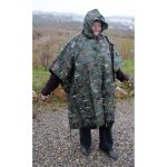 TRAGOPAN impermeable poncho