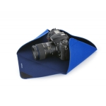 NOVOFLEX - Protection L in blue neoprene - 38x38 cm